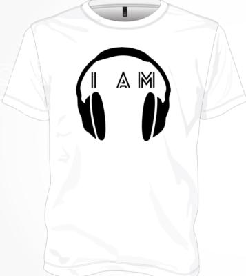 Headphone Mens Tee